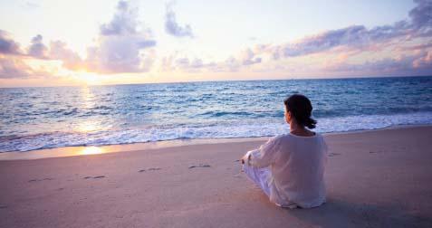 paz y tranquilidad