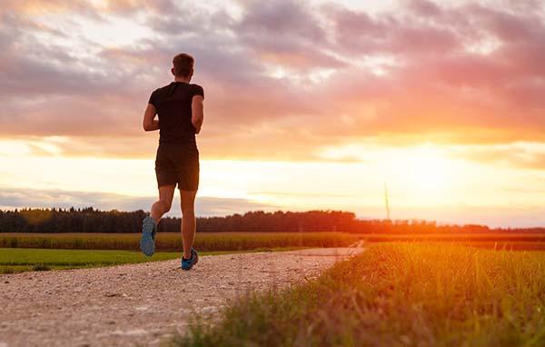 Hacer ejercicio en la mañana