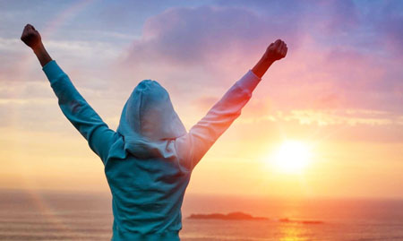 Consigue una autoestima alta usando afirmaciones positivas