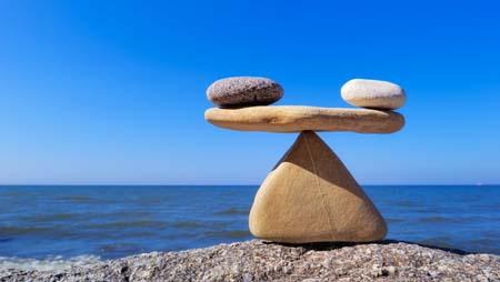 vida equilibrada