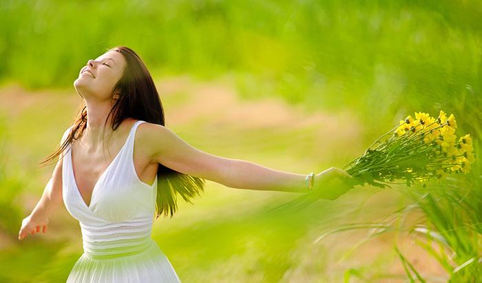 Pasos para encontrar la felicidad