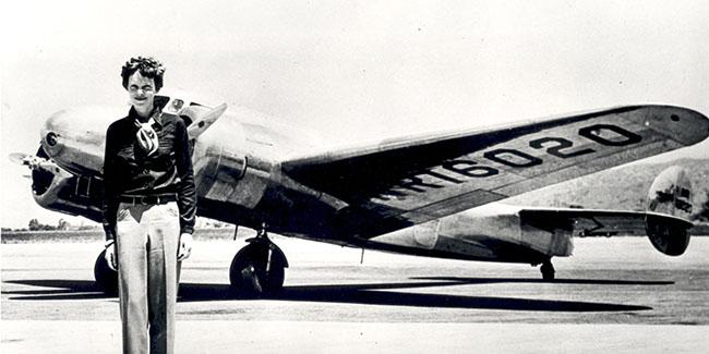 32 Frases De Amelia Earhart Sobre Volar Y El Coraje
