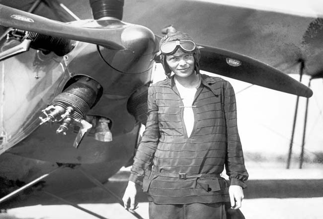 Frases de Amelia Earhart