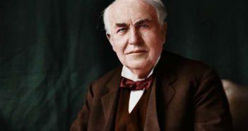 Frases de Thomas Edison