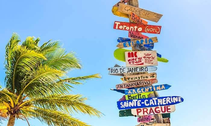 Frases de vacaciones