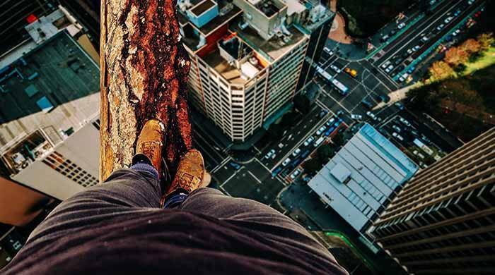 La vida es una aventura desafiante