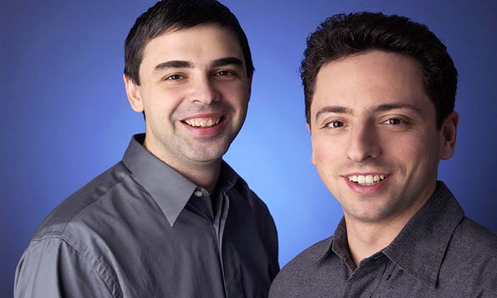 Frases de Larry Page y Sergey Brin