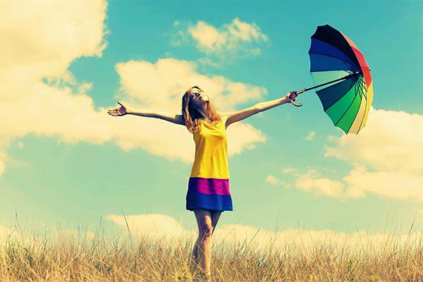 Aprende a ser feliz