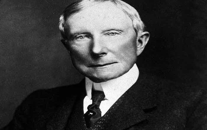 Frases de John D. Rockefeller