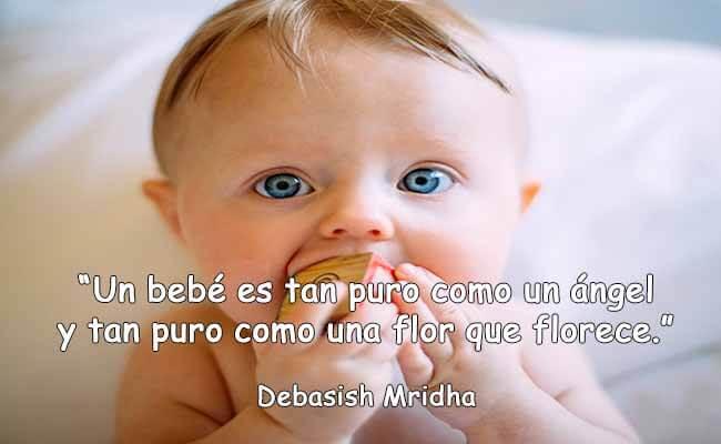 50 Frases Para Bebés Y Recién Nacidos