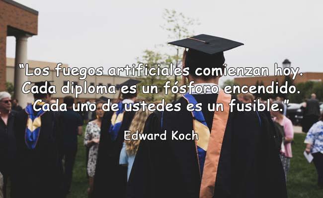 80 Frases De Graduación Para Colegios Y Universidades