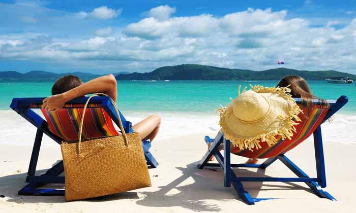 Elimina el estrés viajando
