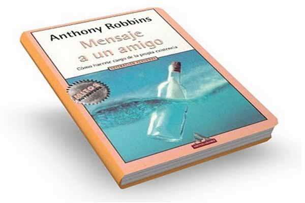 Mensaje a un amigo de Anthony Robbins