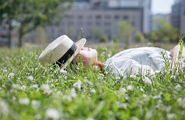 Tómese un tiempo para descansar