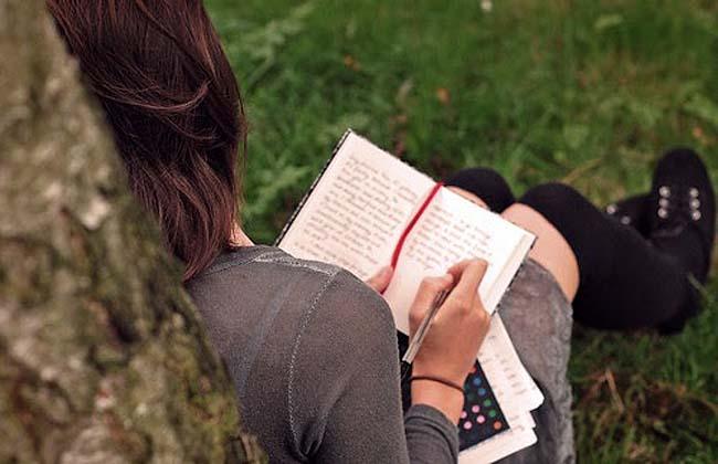 Encontrar inspiración para escribir