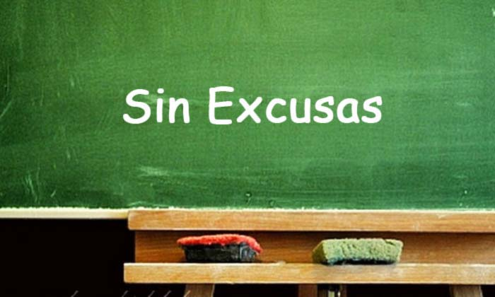 Grandes excusas