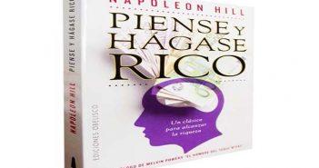 Piense y hágase rico de Napoleón Hill