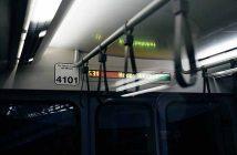 Razones para usar el transporte público