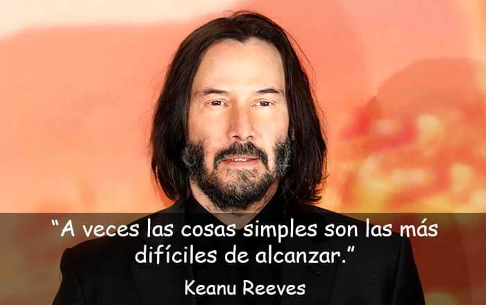 frases de Keanu Reeves