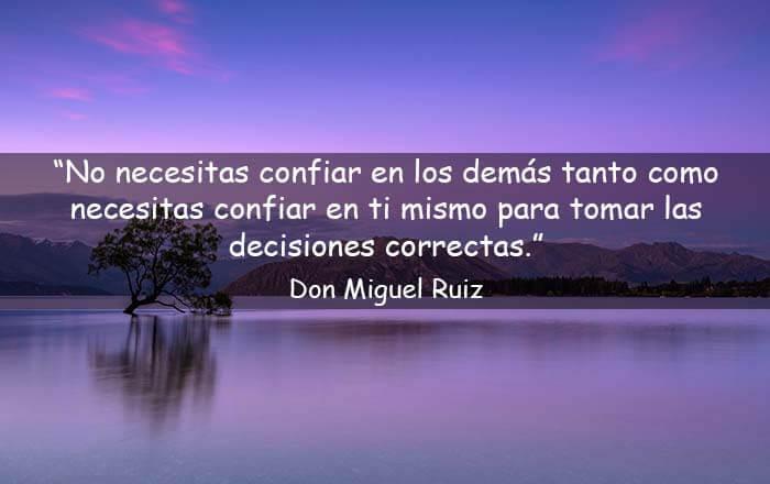 frases de Don Miguel Ruiz