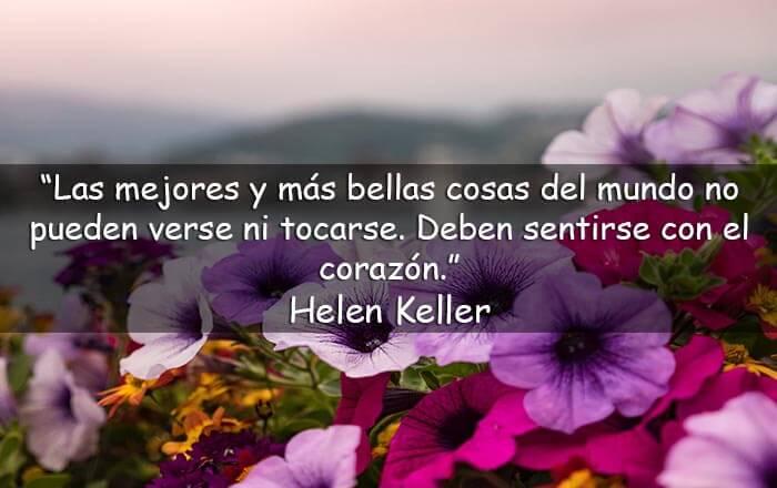 Frases de Helen Keller