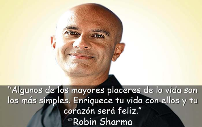 Frases de Robin Sharma