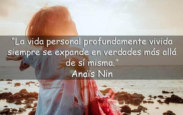 Frases de Anaïs Nin