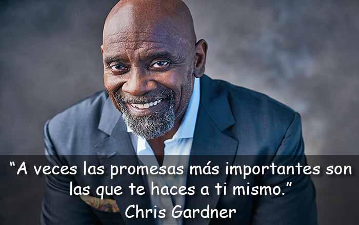 frases de Chris Gardner