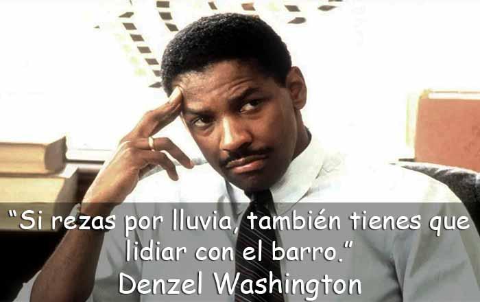 frases de Denzel Washington