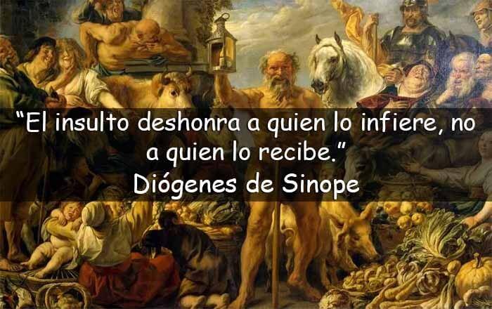 frases de Diógenes de Sinope