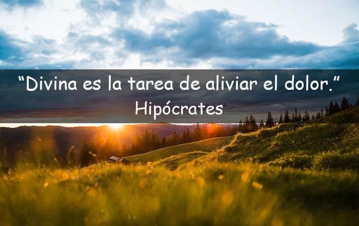 frases de Hipócrates