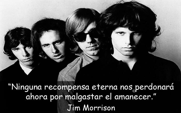 frases de Jim Morrison