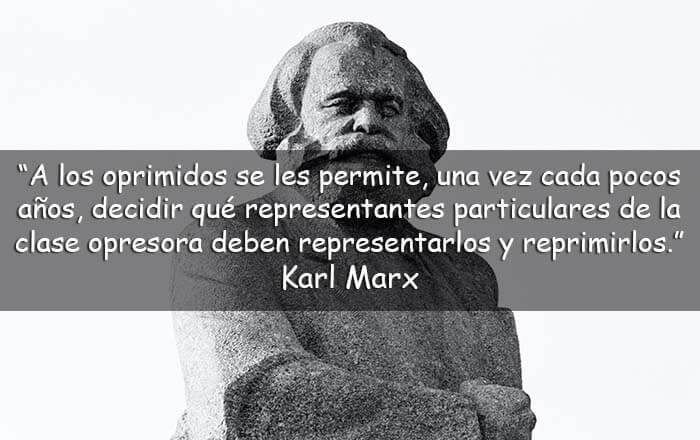 frases de Karl Marx