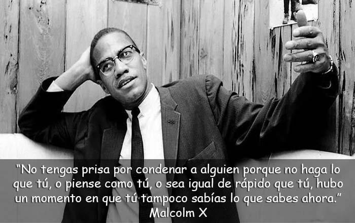 frases de Malcolm X