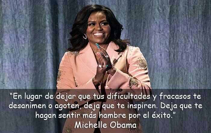 frases de Michelle Obama