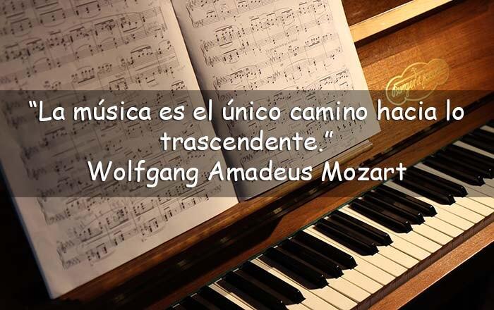 frases de Mozart