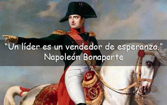 frases de Napoleón Bonaparte