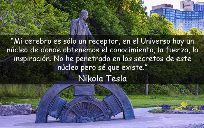 frases de Nikola Tesla