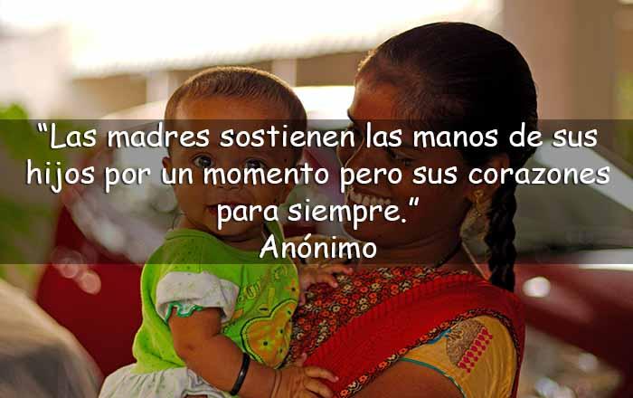 frases de feliz Día de la Madre