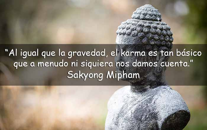 frases sobre el karma