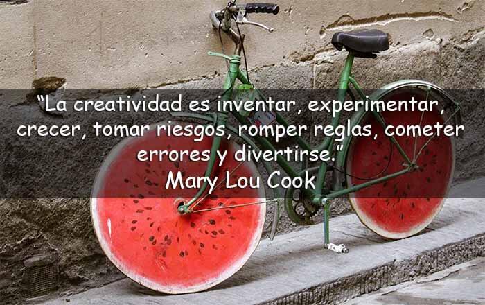 frases sobre la creatividad