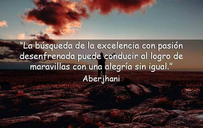frases sobre la excelencia