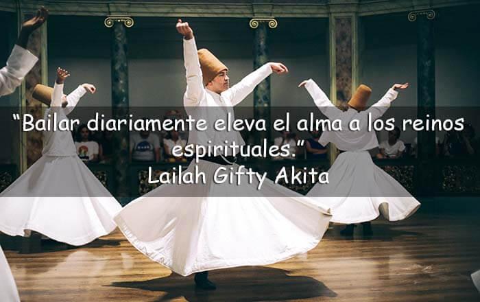 Frases de Baile y Danza