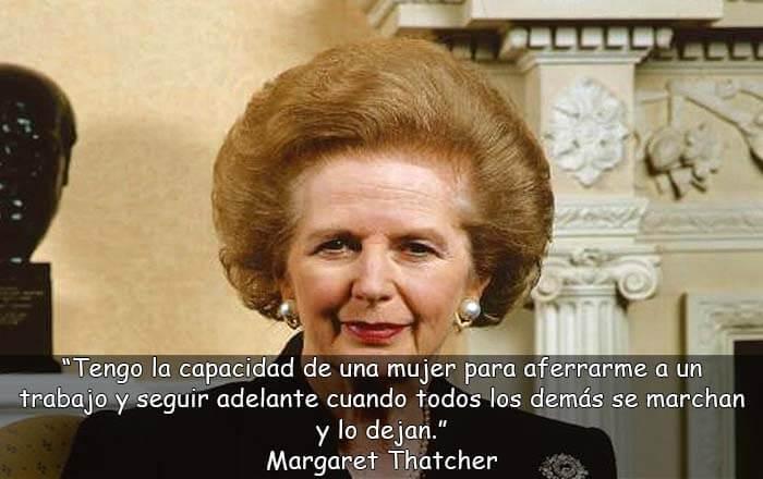 Frases de Margaret Thatcher 2