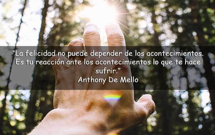 frases de Anthony De Mello