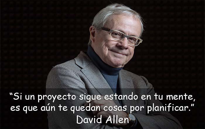 frases de David Allen