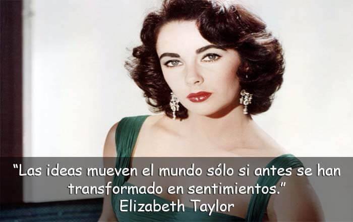frases de Elizabeth Taylor