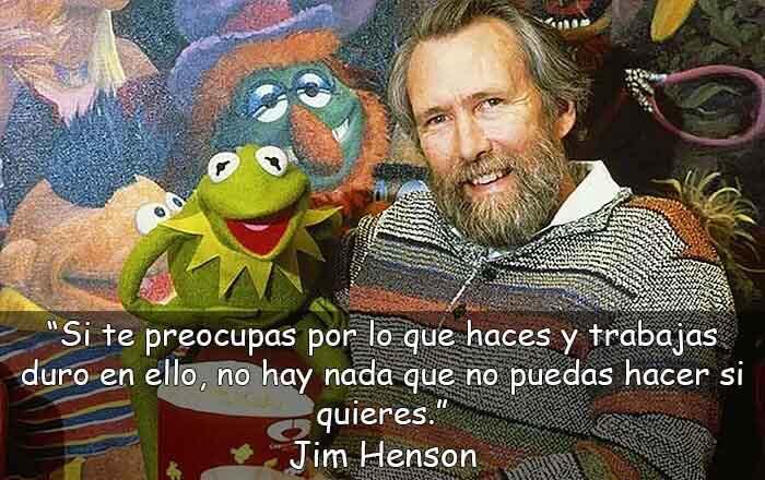 frases de Jim Henson
