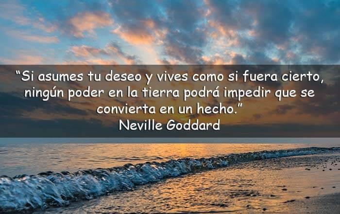 frases de Neville Goddard