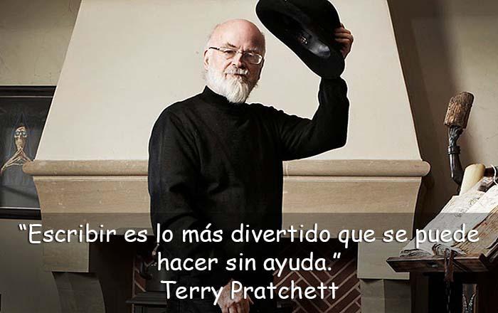 frases de Terry Pratchett
